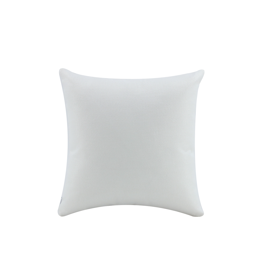 Linen Pillow Case -Pure white -12
