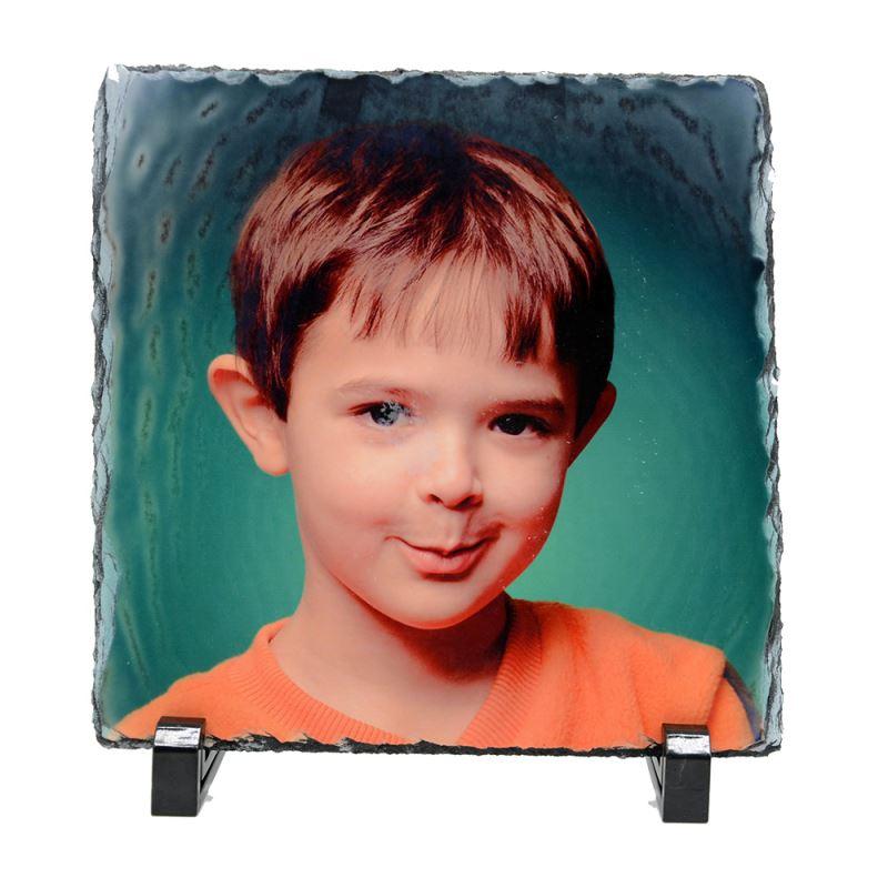personalized photo slate