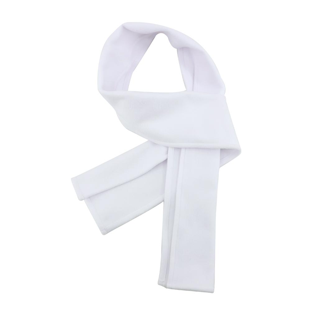 sublimation blank womens fleece scarf