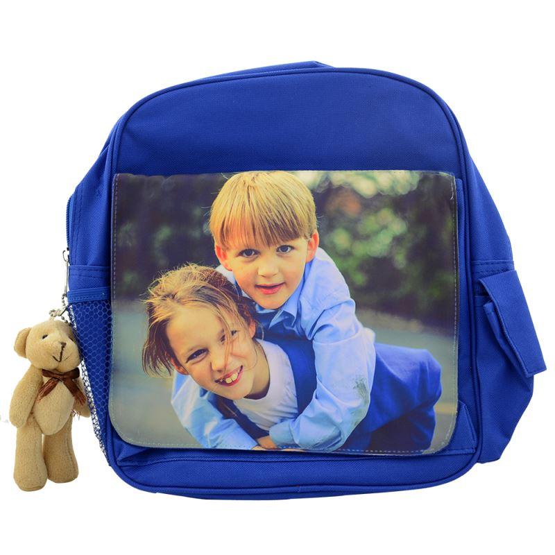 sublimation kids backpack