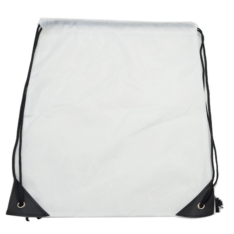 sublimation blank drawstring bag