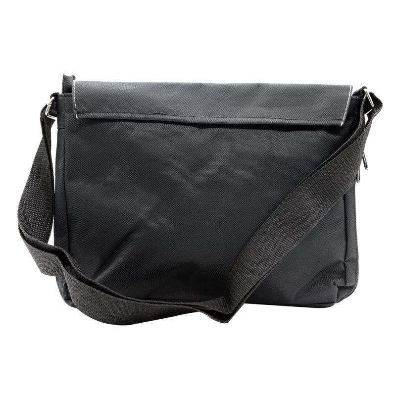 Shoulder Bag-Medium-Black