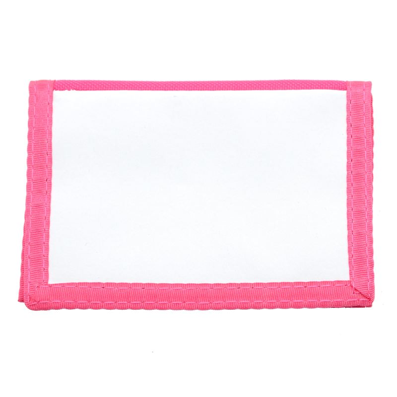 PVC wallet 125*85mm-Pink
