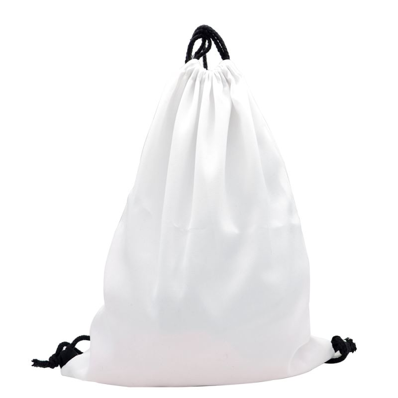Canvas Drawstring String Bag