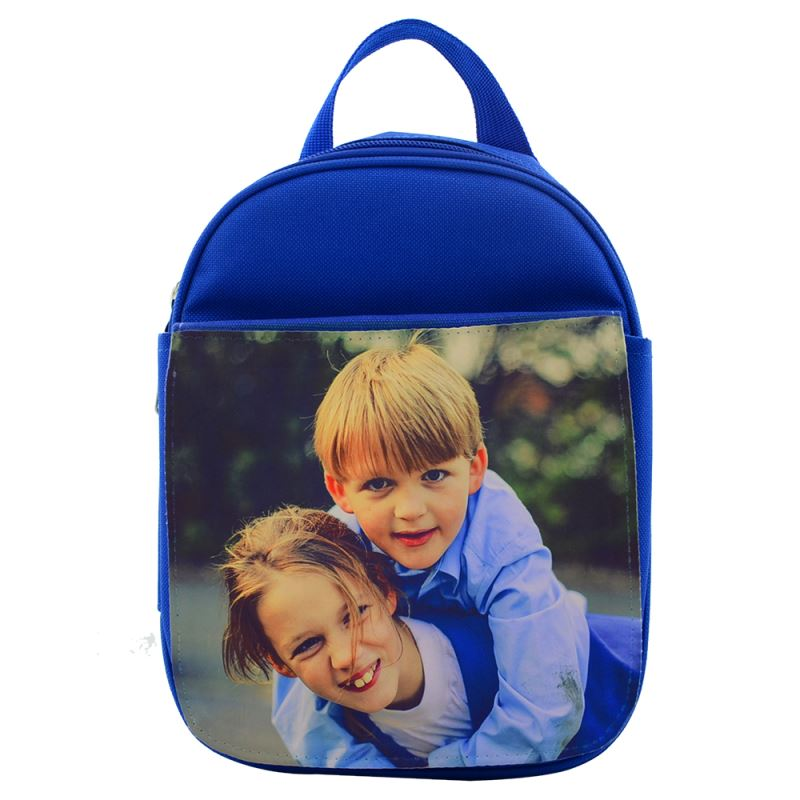 ​Kids Lunch Bag-blue