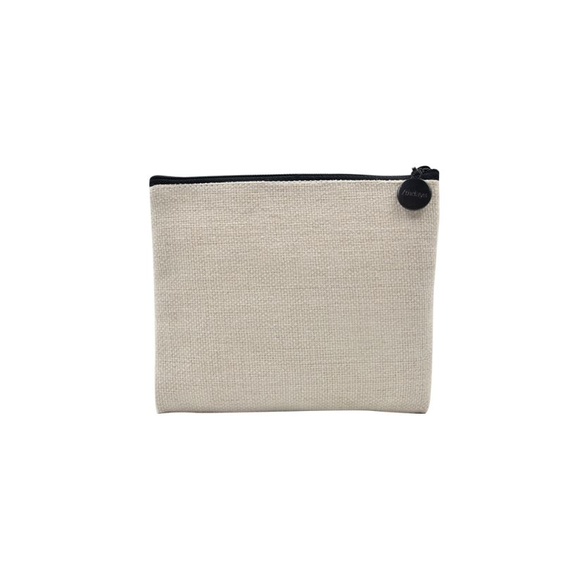 Linen Handbag Square Edge-10x15cm