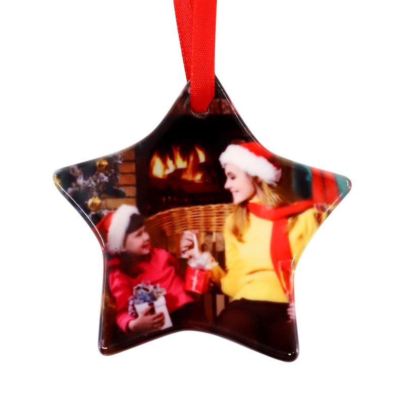Ceramnic Ornaments-Star-3