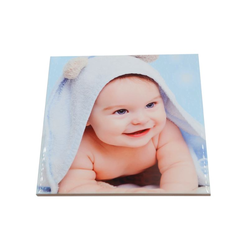 Sublimation Ceramic Tiles - 1.7x1.7 inch