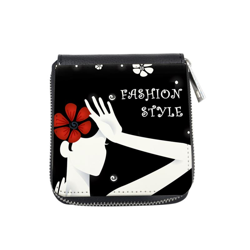 PU Wallet-Small-12*10.2cm