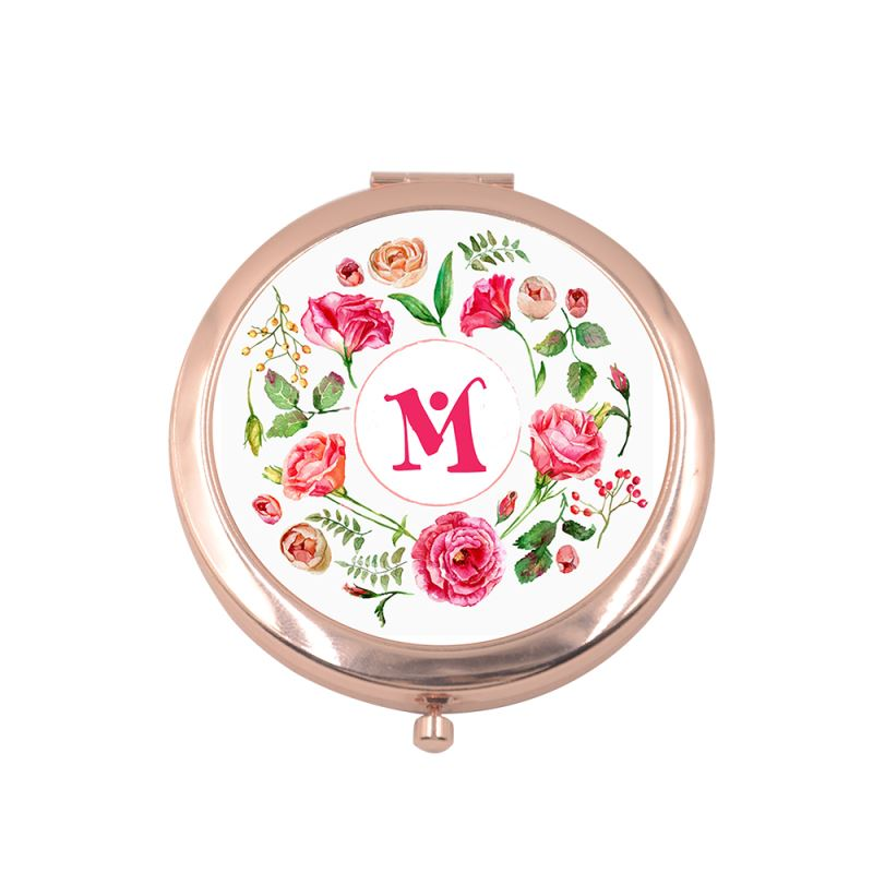 Sublimation Compact Mirror-Round-7CM