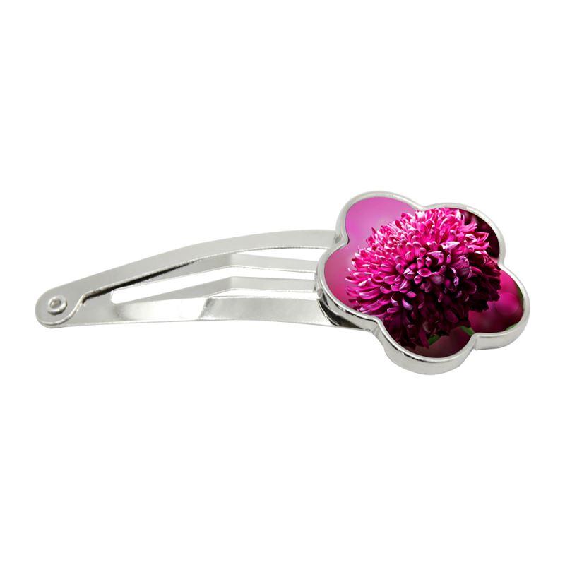 Metal Hair Pin-Flower