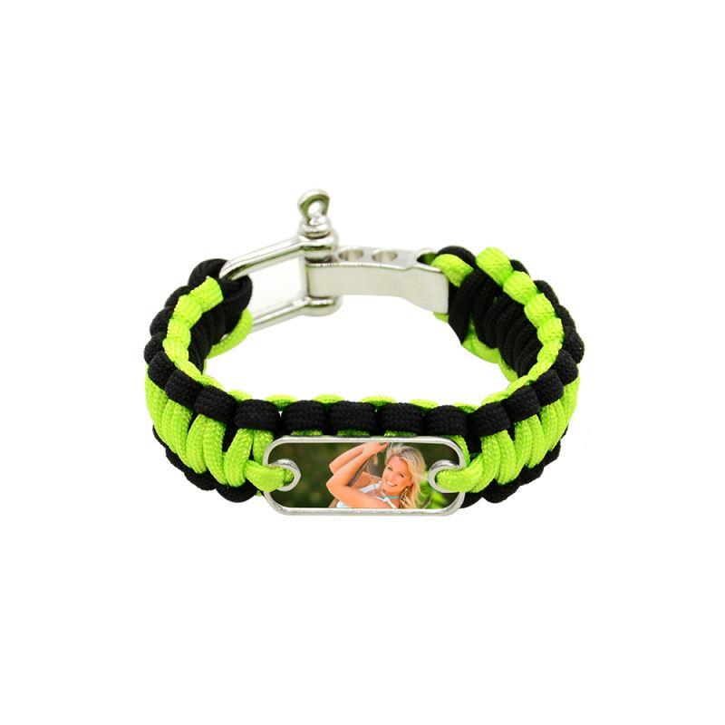 sublimation paracord bracelet blanks