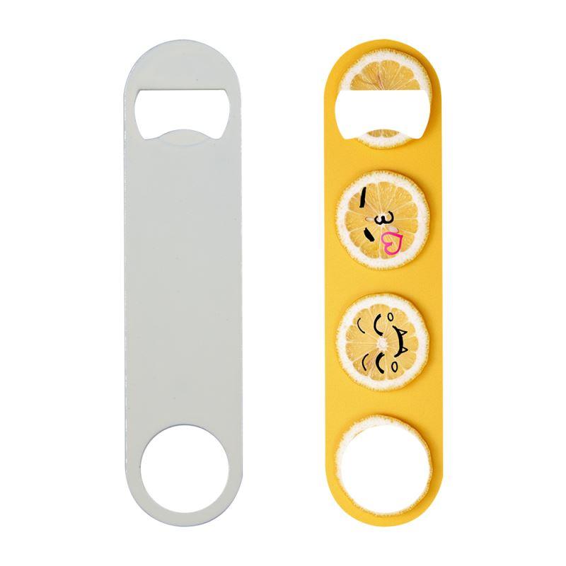 Blank sublimation bottle opener