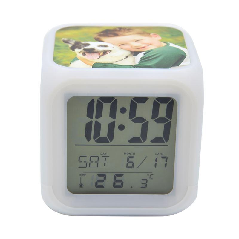 sublimation clock blanks