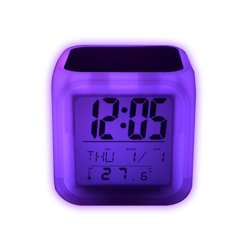 led sublimation clock