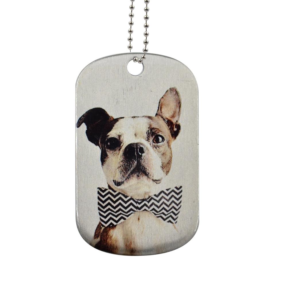 sublimation blank dog tag