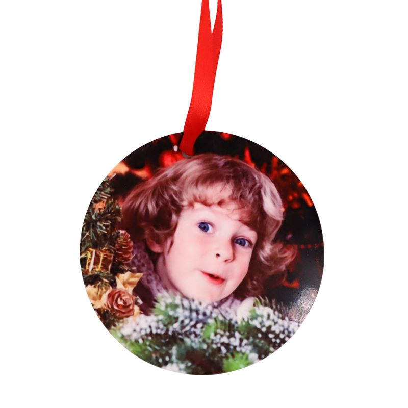 HPP Double-sided Ornaments-Round -3