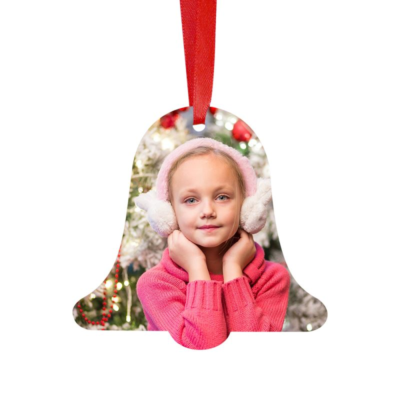 HPP Double-sided Ornaments - Bell - 3