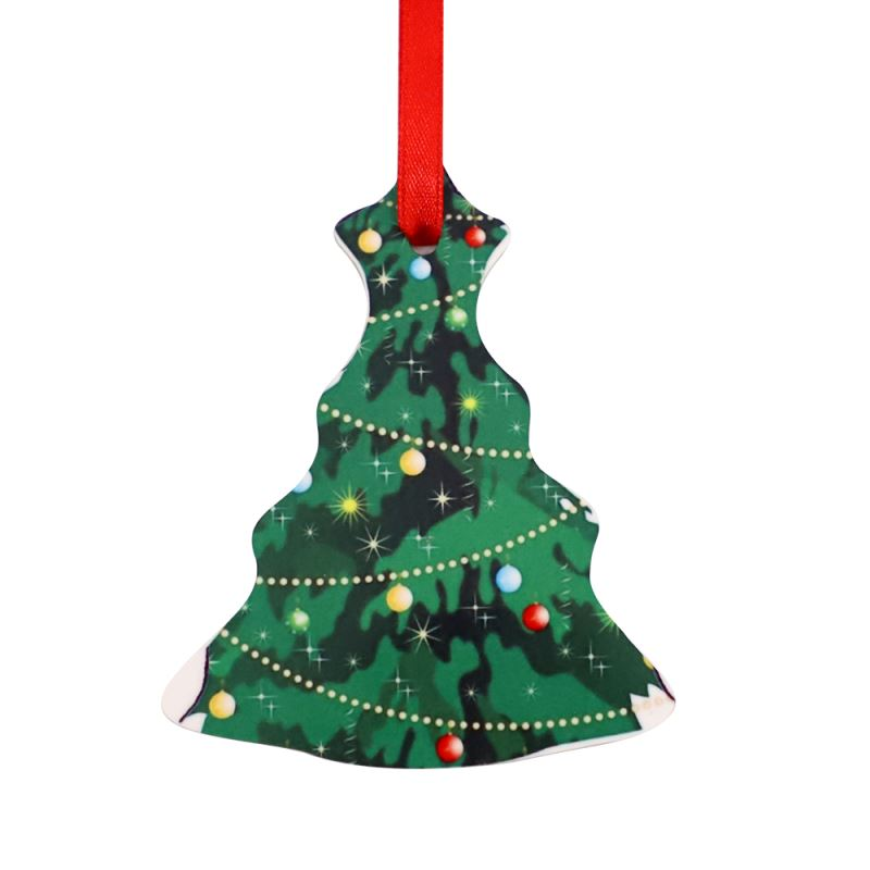 double sided ornaments