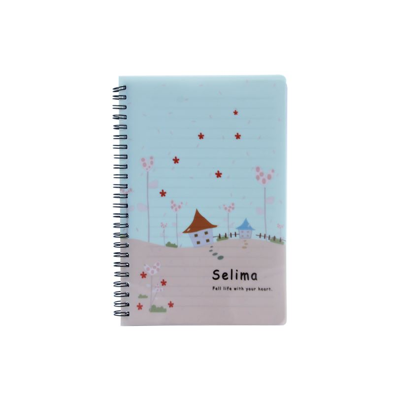 sublimation note book