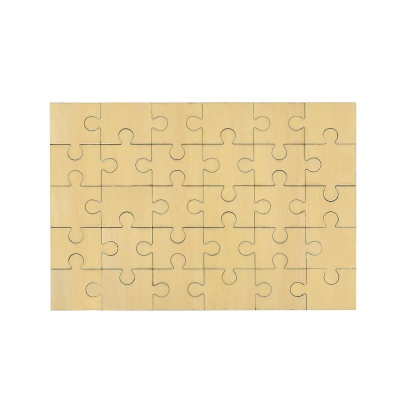 Natural Wood Puzzle-60pcs