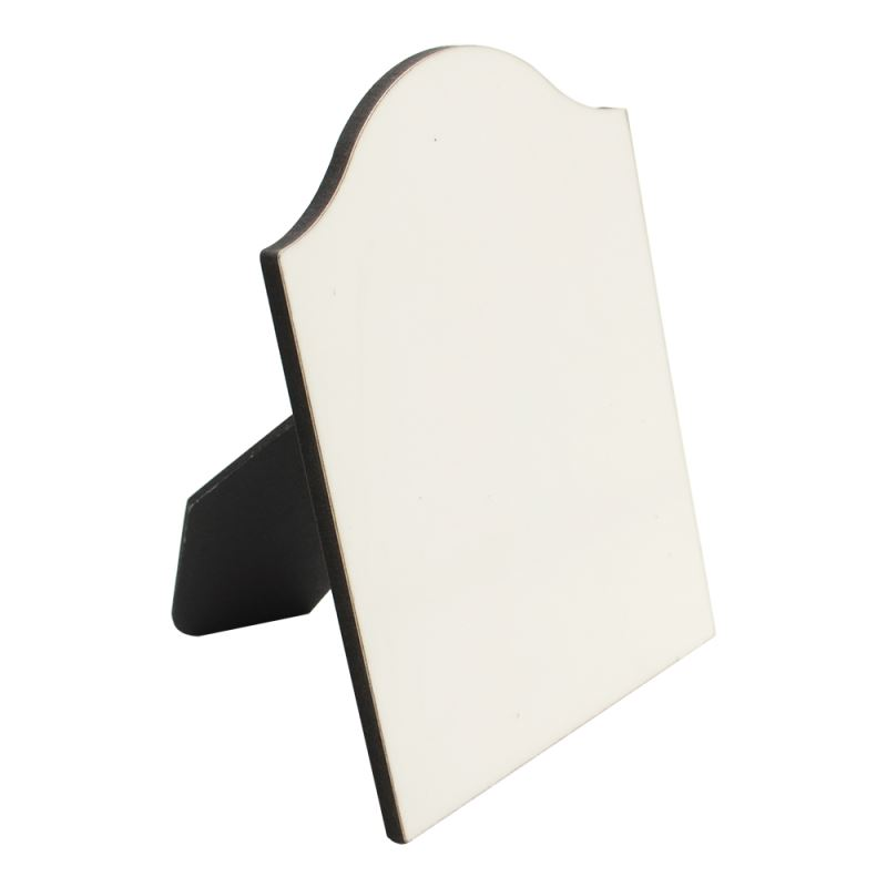 MDF Arch Top Photo Panel 5x7 inch
