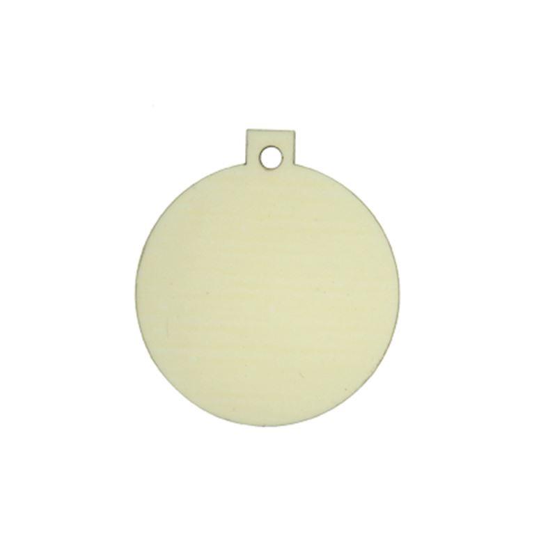 MDF Ornaments-Ball Shape