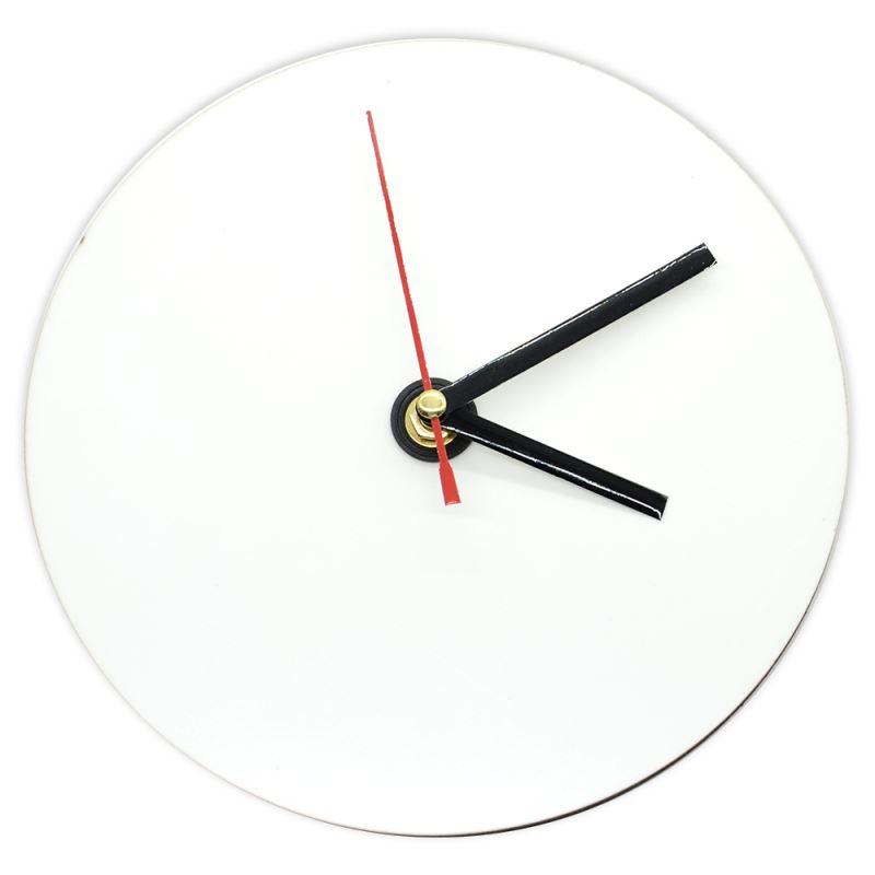MDF Clock Dia20cm