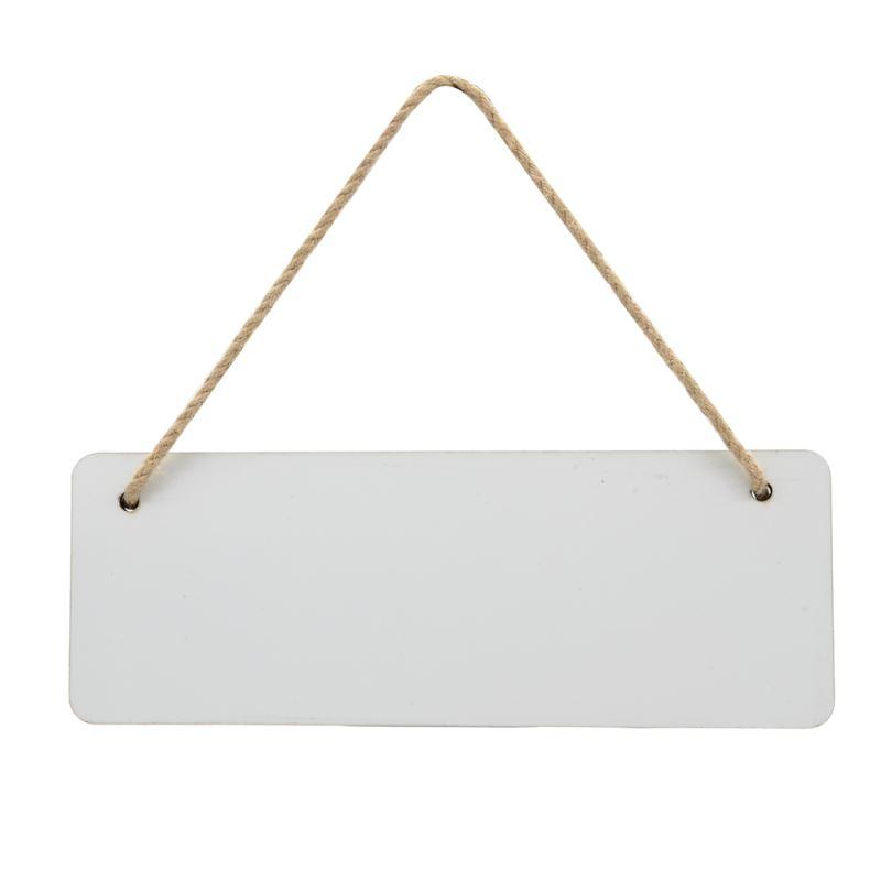 MDF Plaque 28x10x0.6cm