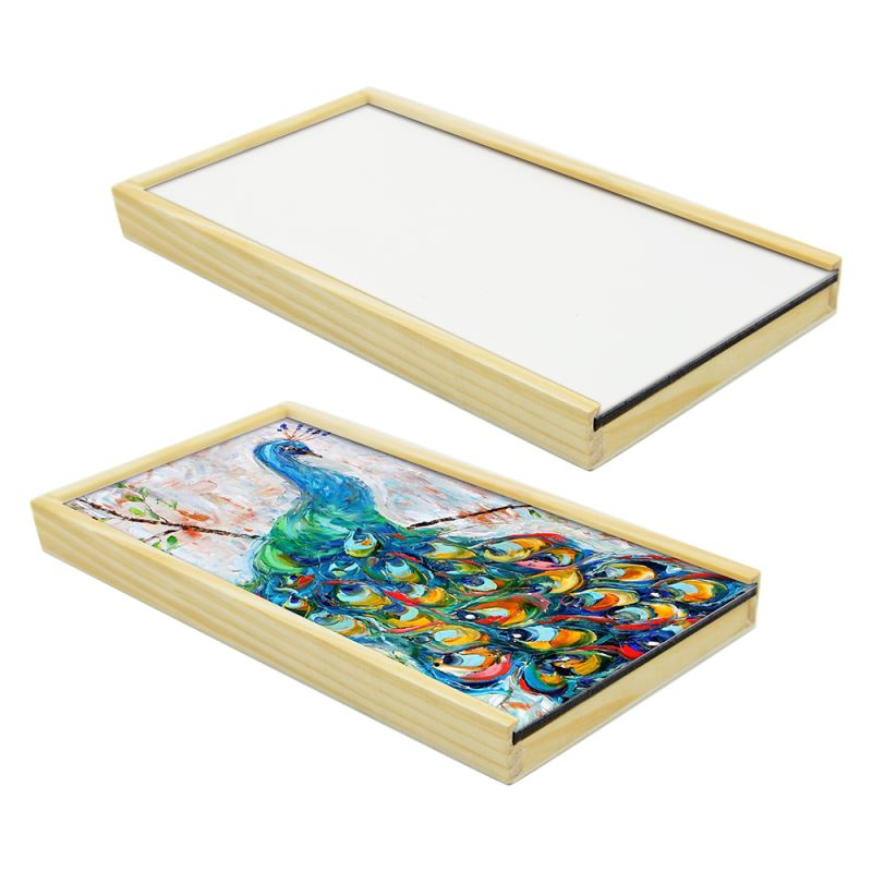 sublimation wooden box