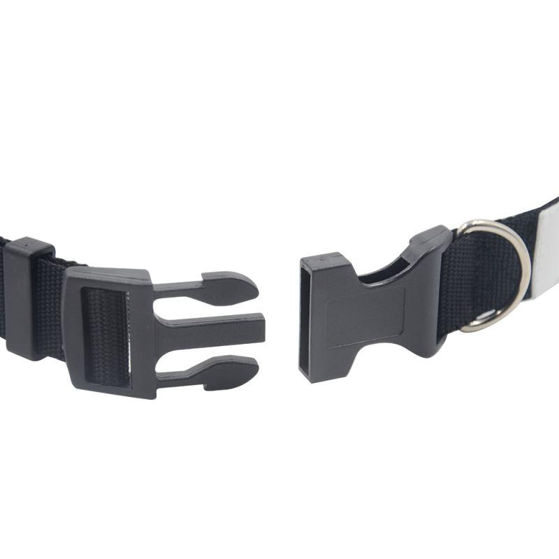 sublimation adjustable dog collar