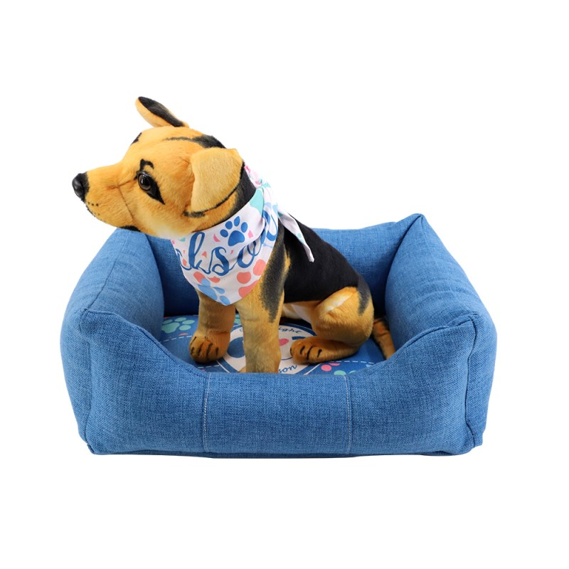 sublimation blank pet bed