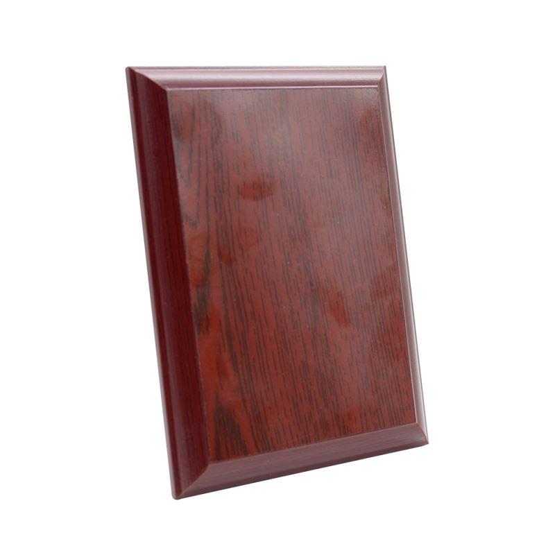 Wooden Plaque for Aluminium Sheet