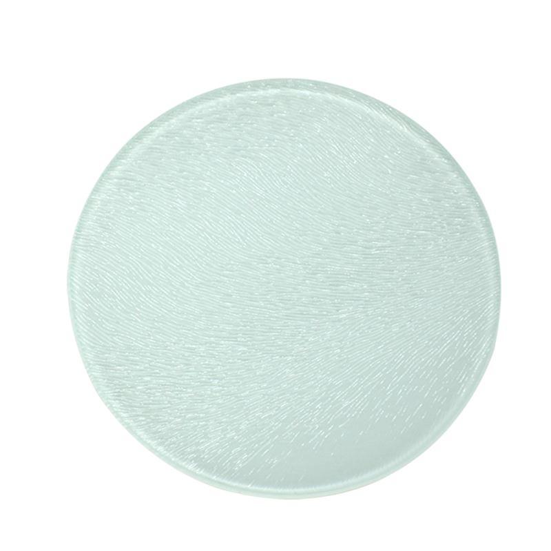 Glass Coaster-Round-Glossy-Dia 10CM