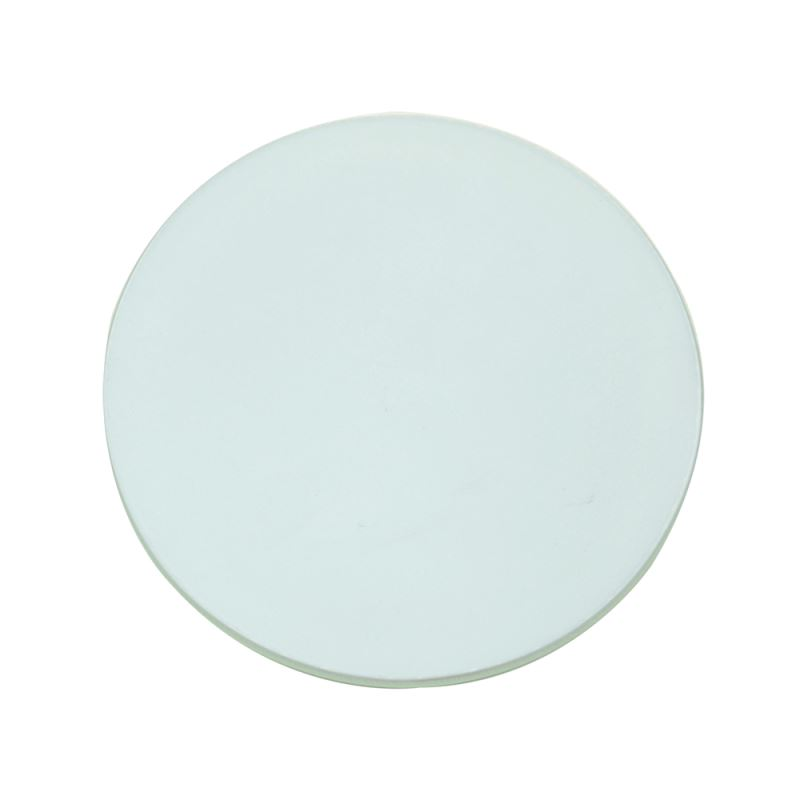 Glass Cutting Board-Round-Texture-Dia 20CM