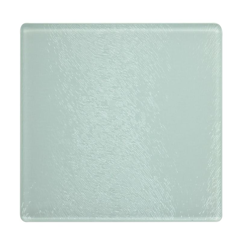 Glass Coaster-Square-Glossy-10*10CM