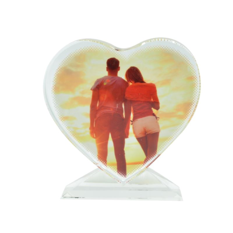 sublimation crystal picture frames