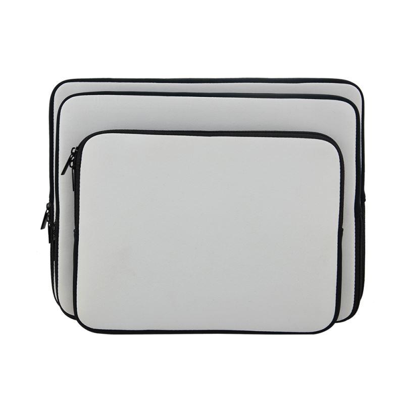 custom neoprene laptop sleeve by sublimation