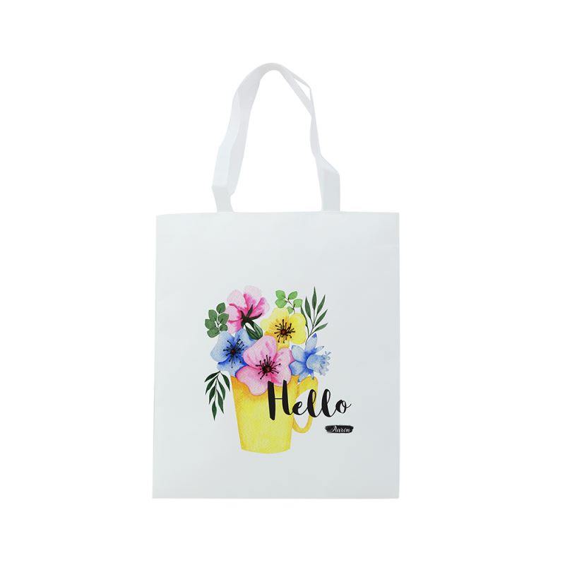 blank shopping  bag for sublimation