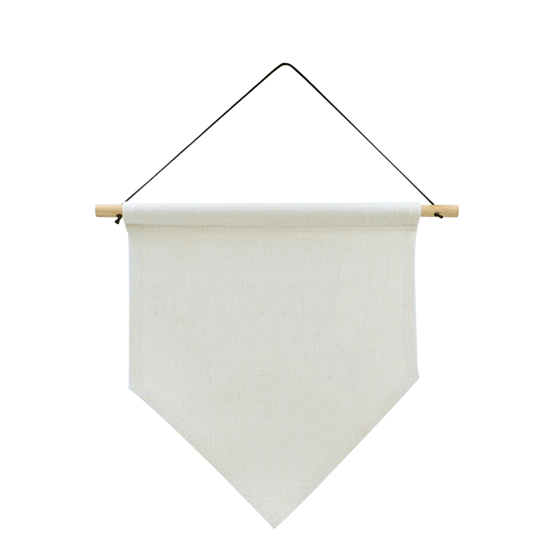 Linen Flag (20*30CM) with one stick
