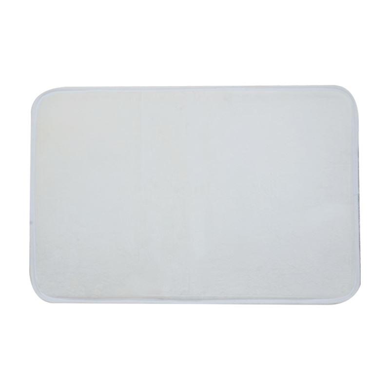 Charpie floor mat