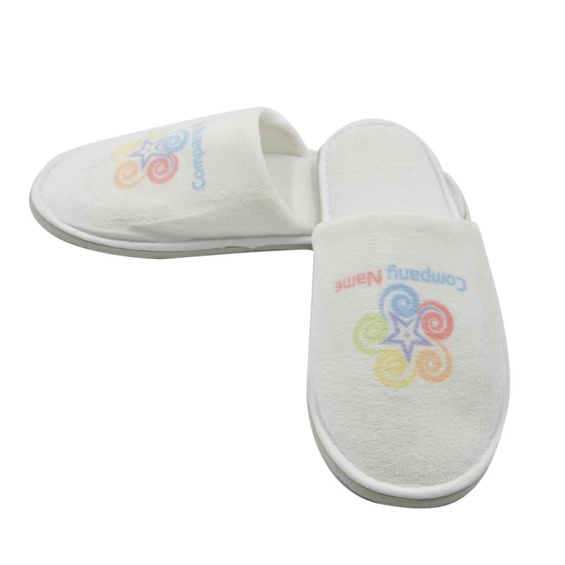 sublimation fabric slippers