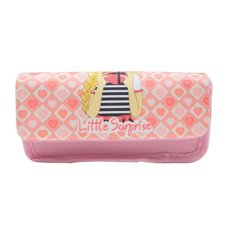 Sublimation Pencil Case Pink