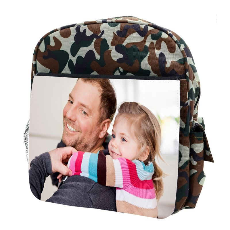 Kids backpack-Camouflage