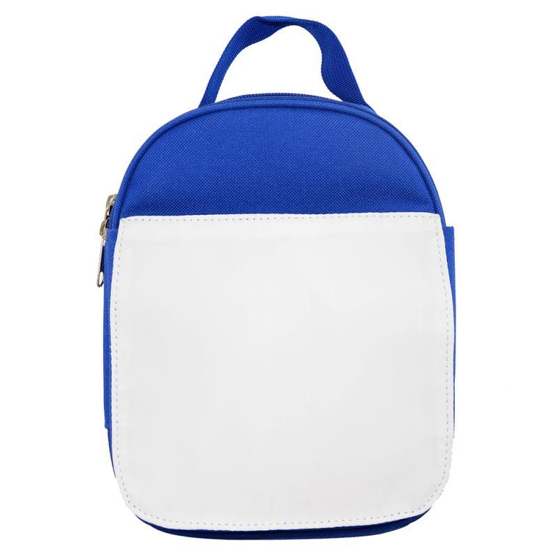 Kids Lunch Bag-blue