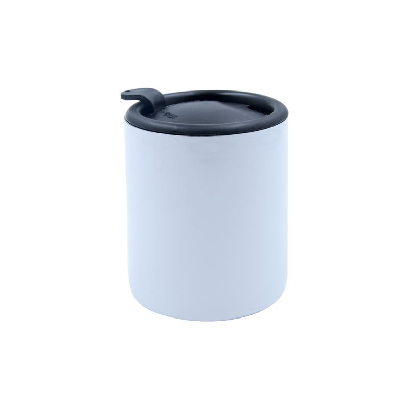 300ML Stainless steel Cup-White