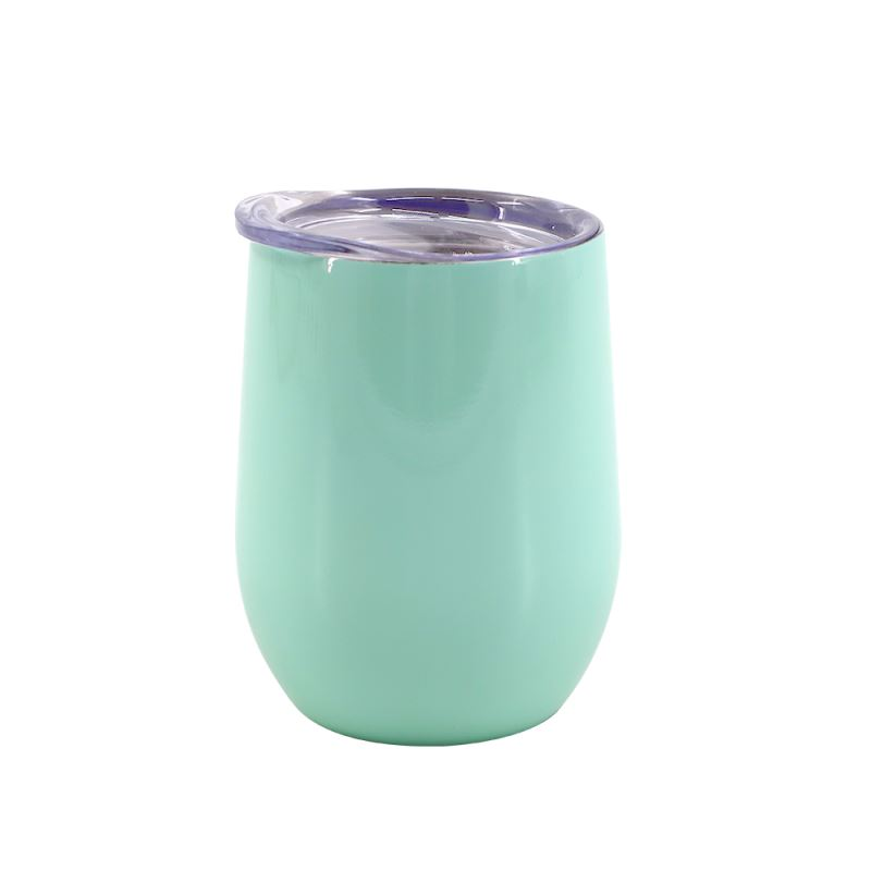 12OZ-Stainless steel Cup-Green