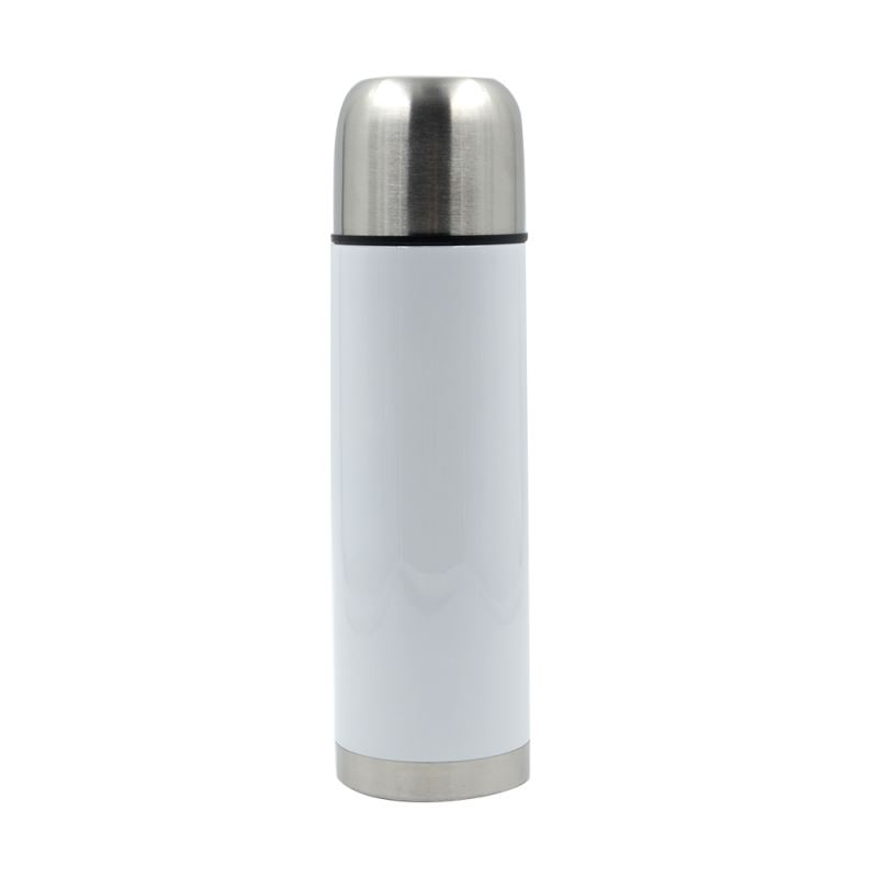 500ml Thermal Flask-White
