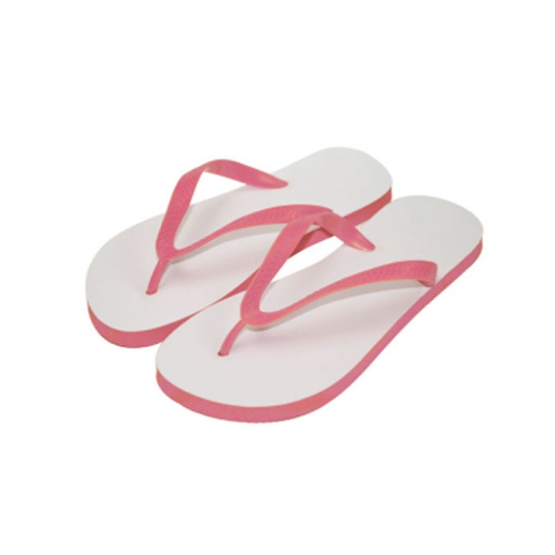 Adults Flip Flop-Pink Sole