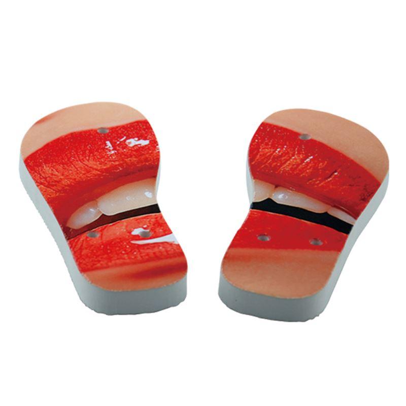 sublimation flip flop